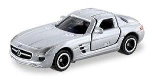 トミカ No.91 メルセデスベンツ SLS AMG (箱タイプ) ? おすすめ 誕生日プレゼント ギフト おもちゃ