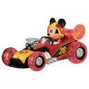 ミッキーマウスとロードレーサーズ トミカ MRR-09 ホット・ロッド ミッキーマウス スーパーチャージタイプ