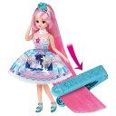 リカちゃん 人形 マジックロングヘア リカちゃん | ドール 着せ替え人形 セット
