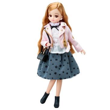 リカちゃん お人形 LD-17 リカビジュー ライダースキュート   おすすめ 誕生日プレゼント ギフト おもちゃ