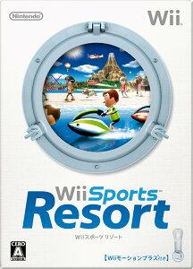 2011年年間任天堂Wiiゲームソフト売り上げランキング1位 Wii Sports Resort 48万本