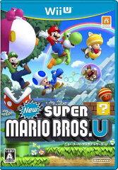 12/8発売!12/7出荷!【WiiU専用】Newスーパーマリオブラザーズ・U
