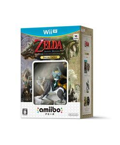 【WiiU】ゼルダの伝説 トワイライトプリンセス HD SPECIAL EDITION あす楽…