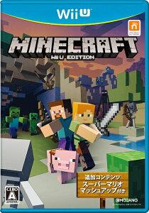 【WiiU】マインクラフト MINECRAFT:Wii U EDITION あす楽対応