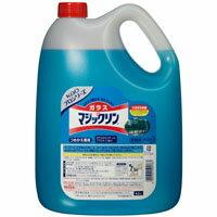 【送料無料】花王ガラスマジックリン業務用サイズ4.5Lボトル×4本