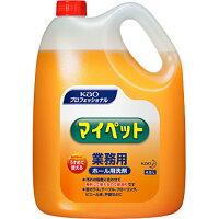 【送料無料】マイペット4.5Lボトル×4本