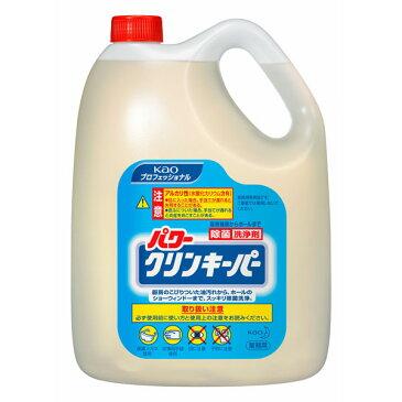 [単品]花王 パワークリンキーパー 業務用サイズ 5Lボトル
