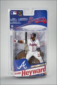 McFarlane Toys MLB series Figure 28/Jason Hayward/Atlanta Braves