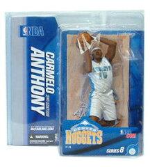 マクファーレントイズ NBA フィギュアシリーズ8 カーメロ・アンソニー/デンバー・ナゲッツ