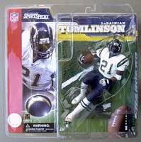 マクファーレントイズ NFL シリーズ3ラダニアン・トムリンソン/サンディエゴ・チャージャーズ