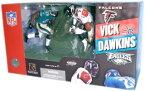 【まもなく再入荷 】マクファーレントイズ NFLフィギュア 2パックシリーズ/マイケル・ヴィック vs ブライアン・ドーキンス
