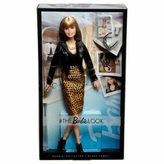Barbie The Barbie Look Doll-Blonde/巴比