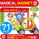 マジカル マグネット71ピース 魔法のマグネット スーパーパ...