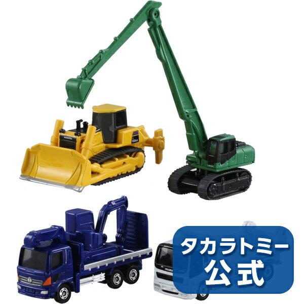 トミカ建設車両セット5 トミカ