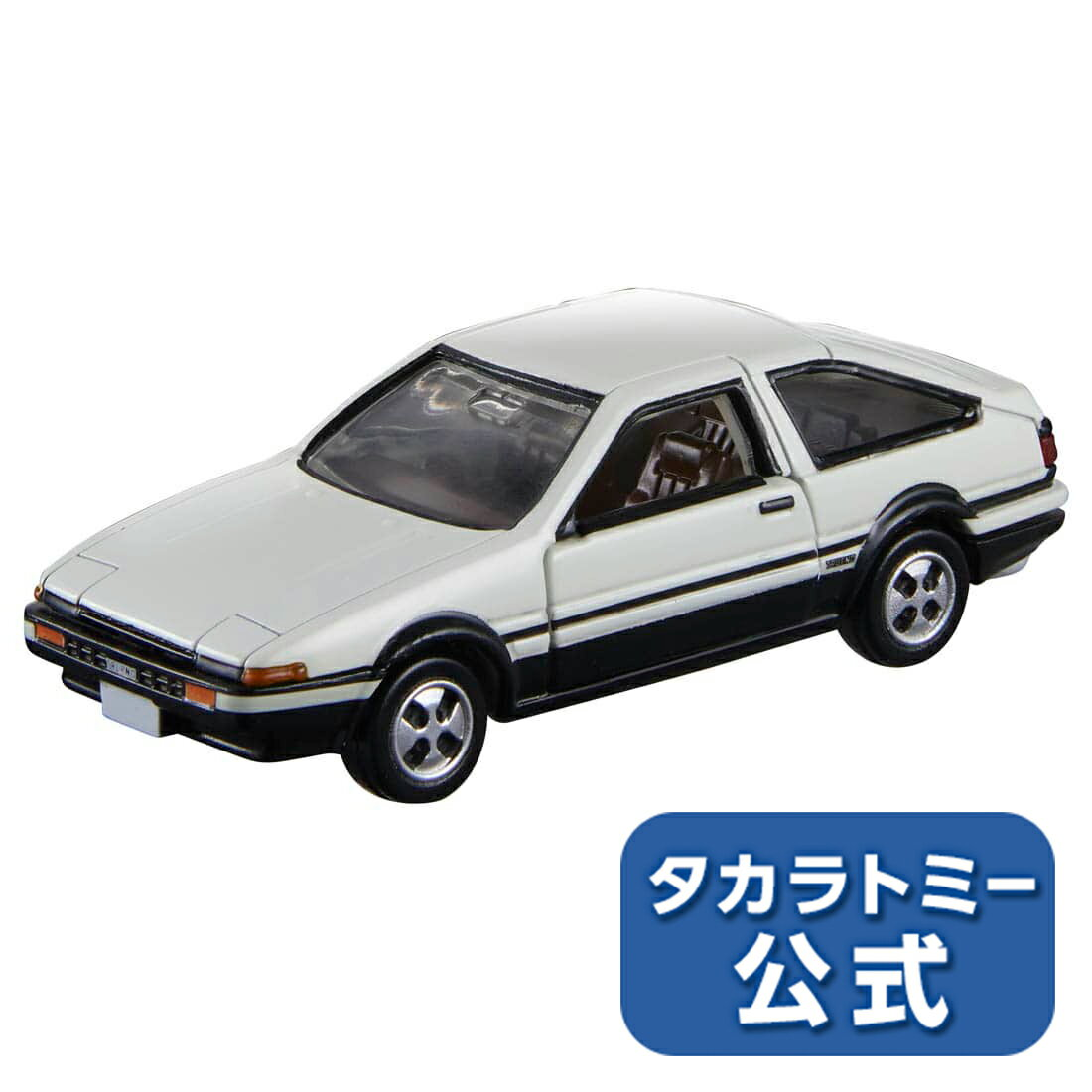 車, ミニカー・トイカー  40 (AE86)