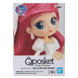 コレクション, フィギュア ()Disney Character Q posket petit -Story of The Little Mermaid-