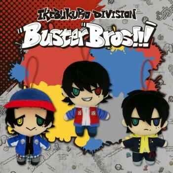 コレクション, フィギュア 3 : IKEBUKURO DIVISION Buster Bros!!!