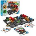 【 シンクファン ラッシュアワー シフト 】 二人用の戦略ゲーム ミニカー使った知育玩具 パズルゲーム [並行輸入品]
