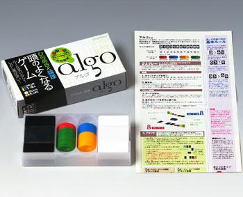 アルゴ(algo)◆夏休み・冬休みなどのイベントに♪小学校・中学校のお子様の知育脳トレにお正月・子供会の景品・プレゼントにも♪子供から大人まで楽しめる頭のよくなるカードゲームです
