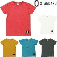 ZEROstandard/定番Tシャツ/80-160cm/100101