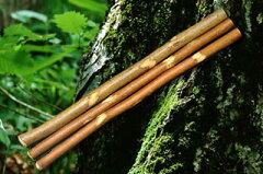 鉛筆は高知県産の梅の木を使用しています。【森のおくりもの】手作り鉛筆3本 fs2gm