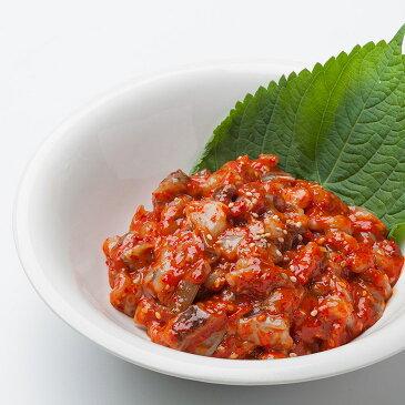 【タコジャン 1パック(300g) たこ タコキムチ 珍味 おつまみ 海鮮 韓国食品】