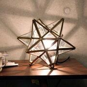 星形 おしゃれ 照明 北欧 洋風 テーブルライト インテリア 星 影 光 可愛い シンプル リビング ダイニング 寝室 玄関 階段 子供部屋 モダン Etoile エトワール CL FR