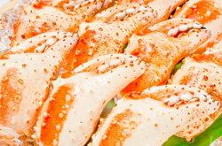 【送料無料】タラバガニ爪たらばがに爪<1kg・特大かに爪10-12サイズ>満足度が違う!ジューシーなタラバガニのカニ爪【タラバガニたらばがにカニ爪かに爪かにつめカニツメカニつめ蟹タラバたらばボイル冷凍築地市場鍋レシピギフト】【楽ギフ_のし】