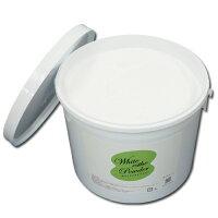 ホワイトエステパウダー3kgペール缶入り業務用マッサージパウダーエステ店御用達プロ仕様マッサージ用パウダー