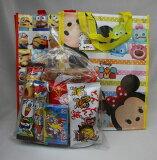 【キャラクターいろいろ】子供会向き駄菓子詰め合わせセットキャラ色々手提げバッグ入りお菓子セット #648