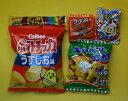 子供会向きの駄菓子詰め合わせセット(すべて国産品)198円セット Bの商品画像