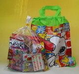 【キャラクターいろいろ】子供会向き駄菓子詰め合わせセット2wayバッグ入りお菓子セット #748