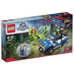 レゴ ジュラシックワールド 75916 ディロフォサウルスの奇襲【送料無料】