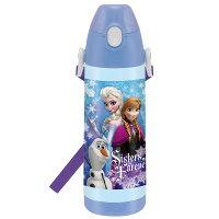 【クリアランス】トイザらス限定ダイレクトステンレスボトル600mlアナと雪の女王