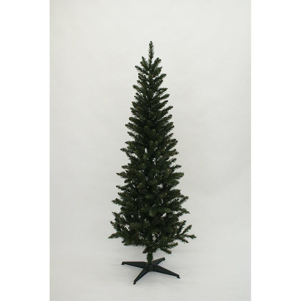 【クリスマスツリー】トイザらス チアー! スリムマジソンツリー 180cm【クリアランス】