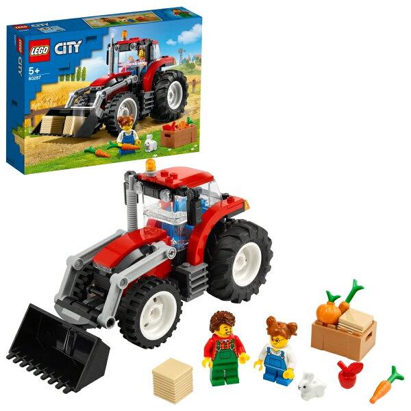 レゴシティ60287トラクター