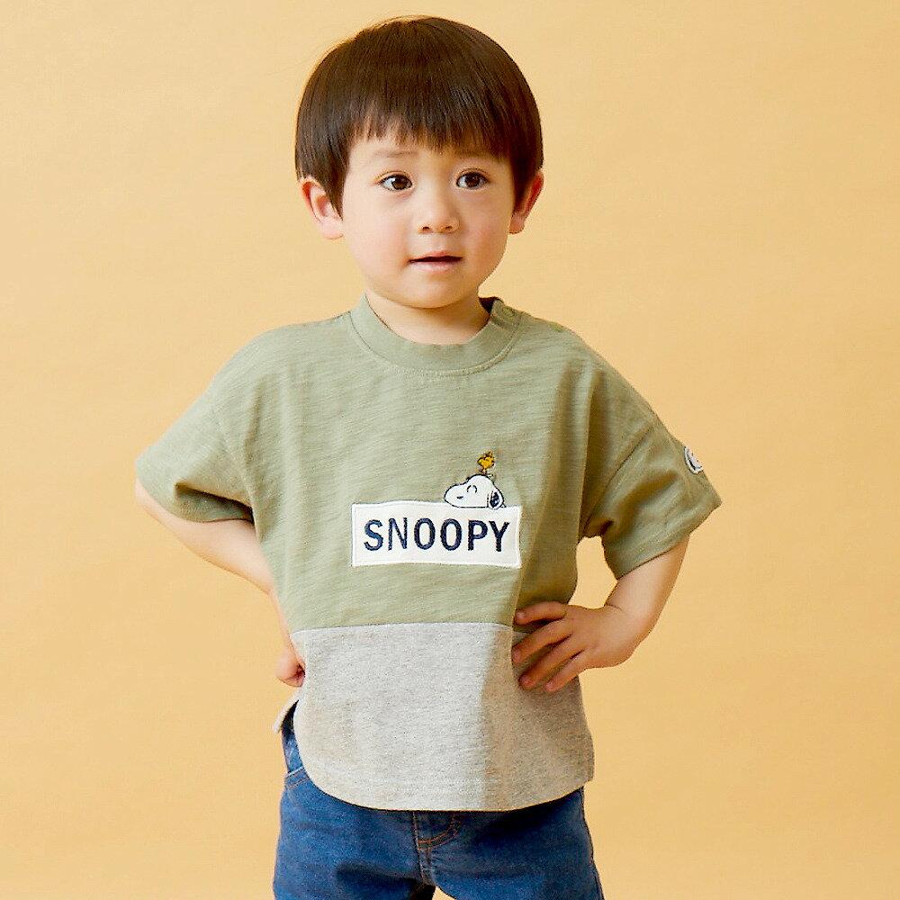 トップス, Tシャツ・カットソー  SNOOPY T (90cm)