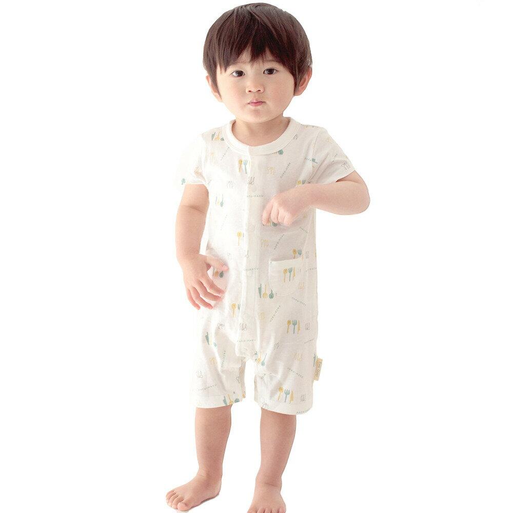 ベビーファッション, カバーオール・ロンパース  (80cm)