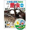 小学館の図鑑NEO 新版 昆虫 DVDつき