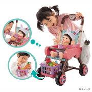 オンライン ゃんちいぽぽちゃんの シートベルト 買いもの ベビーカー フレンチローズピンク