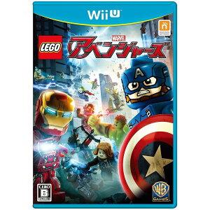 【WiiUソフト】LEGO(R) マーベル アベンジャーズ【送料無料】