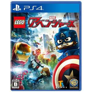 【PS4ソフト】LEGO(R) マーベル アベンジャーズ【送料無料】