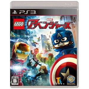 【PS3ソフト】LEGO(R) マーベル アベンジャーズ【送料無料】
