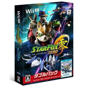 【Wii Uソフト】スターフォックス ゼロ・スターフォックス ガード ダブルパック【送料無料】