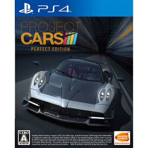 【PS4ソフト】PROJECT CARS PERFECT EDITION(初回封入特典付き)【…