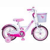 14インチ 子供用自転車 ハードキャンディ スパイスガール(ピンク)【送料無料】