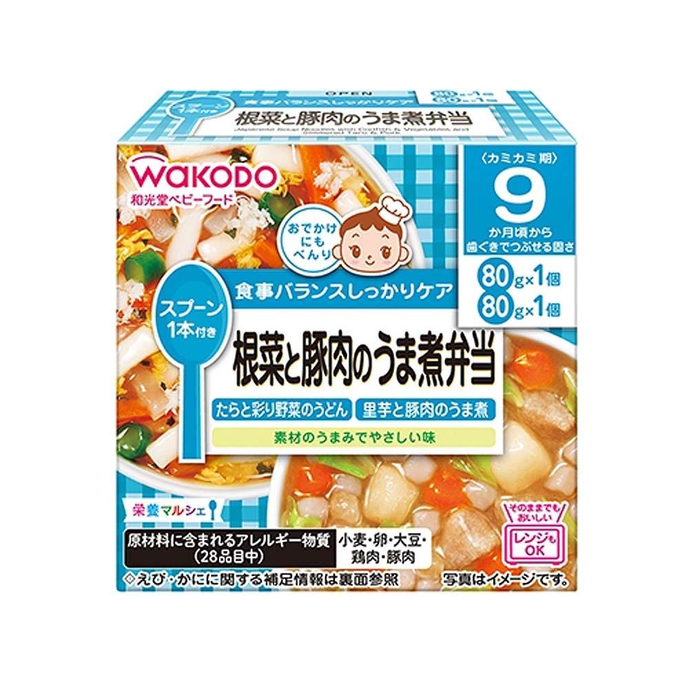 Amazon.co.jp: 和光堂 栄養マルシェ 7ヶ月 3個