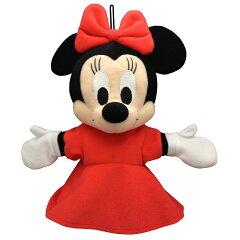 トイザらス限定 ぷちぷらハンドパペット ミニーマウス