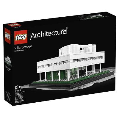 レゴ アーキテクチャー 21014 サヴォア邸 【オンライン限定】【送料無料】