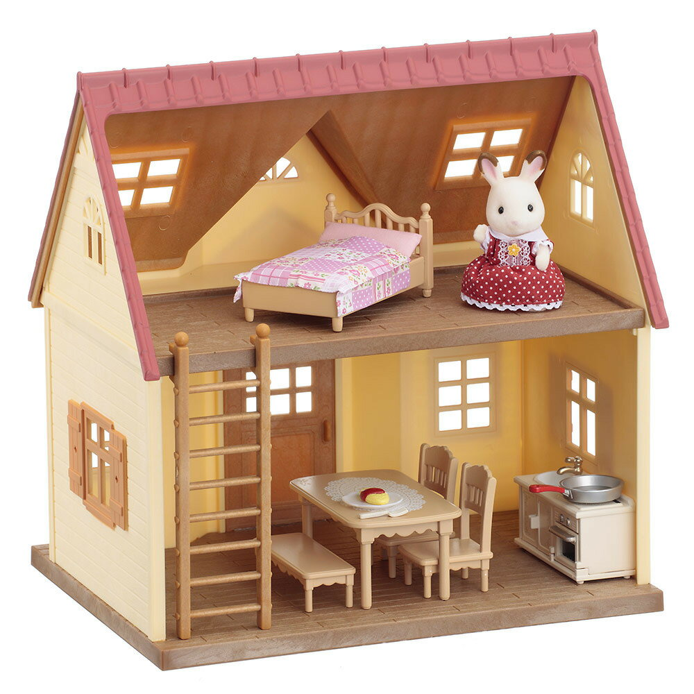 Dh 05 - Houses attic families children ...